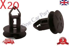 20x Opel Renault Support Pare-Choc Clips Pression Clips 93198738