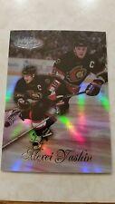 1998-99 Topps Gold Label Class 1 BLACK Alexei Yashin Card 11 Very Cool Set