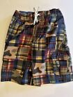 Baby GAP Swimsuit 3T 4T Patchwork Boys Swim Trunks Shorts NWT NEW Free Shipping
