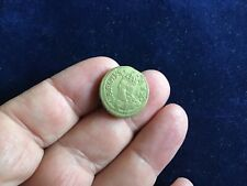 Coin Weight Charles I Unite By Briot 9.03g