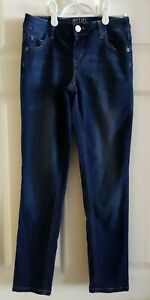 Justice Mid Rise Super Skinny Jeans Size 12