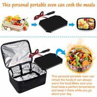 MINI tragbarer Ofen für die persönliche Mikrowelle mit Lunchbox aus Edelstahl