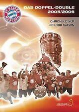 FC Bayern München - Das Doppel-Double 2005/2006 | DVD | Zustand gut