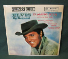 Elvis Presley By Request Flaming Star EP Compact 33 New Zealand NZ