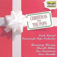 Christmas with the Pops by Erich Kunzel (Conductor) (CD, Jan-1991, Telarc Distri