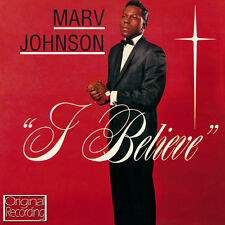 Marv Johnson - I Believe CD