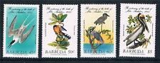 Barbuda 1985 Birds John Audubon SG 783/6 MNH