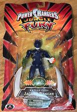 *NEW* POWER RANGERS JUNGLE FURY ~  BATTLE FURY JAGUAR RANGER BLUE