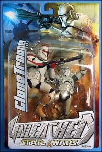 star wars unleashed clone troopers figures