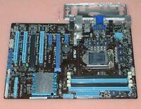 ASUS P8Z77-V LX Intel Z77 LGA1155 HDMI And VGA DVI Motherboard With I/O Shield