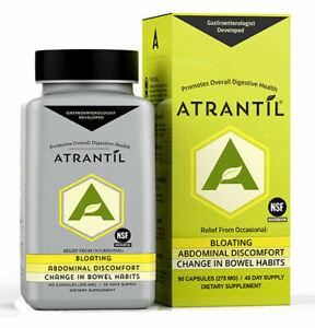Atrantil Bloating, Abdominal Discomfort, Change Bowel Habits 90 count IBS SIBO