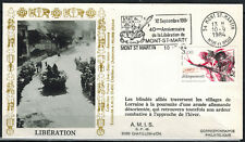 1984 - Fdc-France Libre - Liberation - Resistance - Mont  St. Martin - Yt.2313