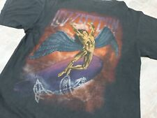 Led Zeppelin t-shirt Swan Song vintage rare zoso Robert Plant Jimmy Page