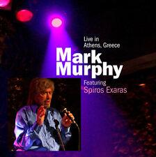 Rodgers / Mark Murph - Mark Murphy Live in Athens Greece [New CD]