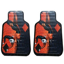 New Plasticolor Harley Quinn Car Truck Suv All Weather Rubber Front Floor Mats