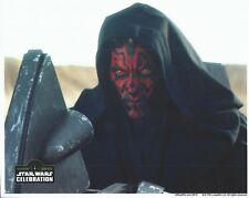 Official Pix 8x10 unsigned Photo Darth Maul Ray Park Star Wars Celebration