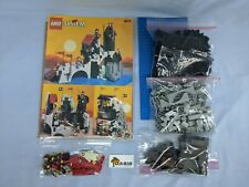 Lego Castle 6075 Wolfpack Tower - Complete Set