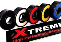 608 RS ABEC 9 Xtreme HIGH PERFORMANCE BEARINGS SKATEBOARD SCOOTER 4, 8, 16 Pack