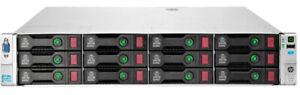 HP DL380p Gen8 12LFF 2x E5-2650L v2 64GB ECC 2x10Gbit P420/1GB 2 x 750W Plat PSU