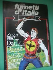 FUMETTI D'ITALIA 1993 Zagor Dardo Corteggi Serpieri Ferri Nolitta Casarotti B