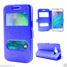 Blue Mobile Phone Flip Cases