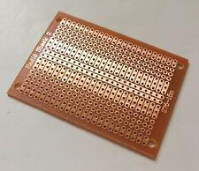 1pc 5x7cm Stripboard Prototype circuit perf board Bus Breadboard vero pcb