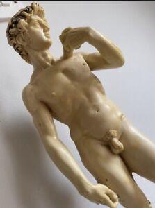 Statue The David By Michelangelo Ornament