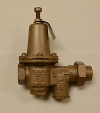 Watts Regulator Co. - 3/4 inch U5B Water Reducing Valve and Strainer  (NOS)