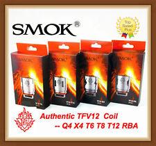 Authentic SMOK TFV12 Coil V12-Q4/X4/T6/T8/T12/RBA for V12 Cloud Beast King Tank