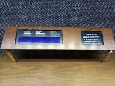 Rowe Ami Nostalgia Bubbler Jukebox Display Assembly