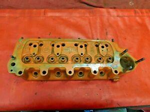 MG Midget, Sprite, Cylinder Head, MOWOG # 12G295, Original, !!