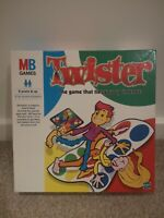 MB Twister Board Game (1999) complete