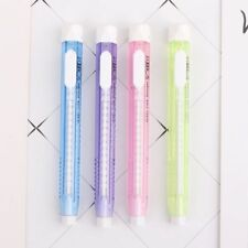 High Fashion Students Pen Shaped Eraser Rubber Stationery Kid Gift Toy Cute NEW