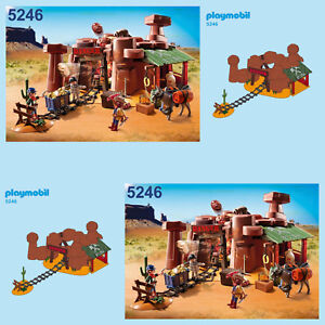 Playmobil * WESTERN GOLDMINE 5246 6428 * Spares * SPARE PARTS SERVICE *