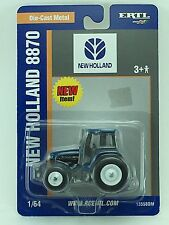 1/64 ERTL NEW HOLLAND 8870 4WD TRACTOR