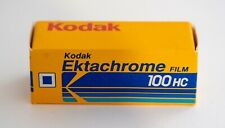 Kodak Ektachrome 100 HC film