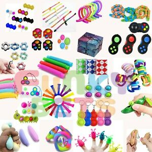 Fun Sensory Toys Fidget Stress Sensory Autism ADHD Special Needs Gift Pack UK