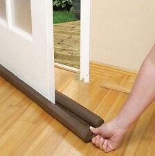 Door Draft Twin Dodger Guard Stopper Energy Saving Protector Dustproof Doorstop