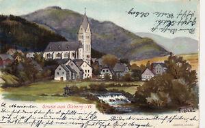 AK-Gruss aus Olsberg i.W.-Künstler-AK-E.Löcke-1903