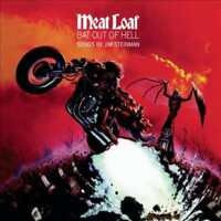 MEAT LOAF - BAT OUT OF HELL NEW VINYL