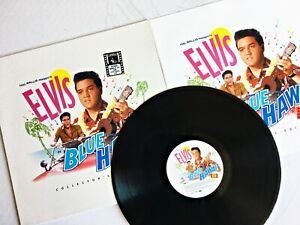 Elvis Presley - Blue Hawaii Vinyl LP Collector's Edition + Photo Booklet EX/EX