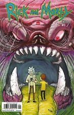 ONI PRESS Mexico ADULT SWIM RICK AND MORTY #1 Gabo Variant SDCC