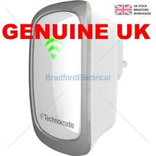 Technomate Wireless WiFi Signal Booster Range Extender Adapter Fast Connection (