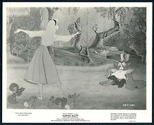 Sleeping Beauty PRINCESS AURORA OWL WALT DISNEY CARTOON ANIMATION