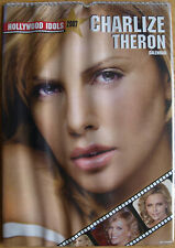 Charlize Theron Kalender 2007 Spiralbindung 30 x 42 cm 12 Poster zum Rautrennen