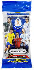 World Cup 2018 Panini Prizm Soccer Fat PACK (15 Cards)