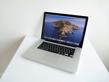 "Apple MacBook Pro 15"" Mid 2012 Intel I7 2.6GHz 16GB RAM 1TB SSD GPU"