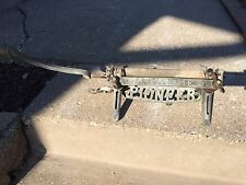 Vintage Lovell Pioneer Wringer Washer Antique Cast Iron Clothes Dryer  22
