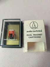 Vintage AUDIO-Technica Dual Magnet Cartridge New Old Stock