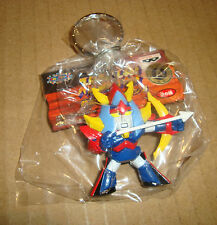 SUPER ROBOT WARS COLLECTION MASCOT KEYCHAIN: REIDEEN BANPRESTO JAP (GOLDRAKE)